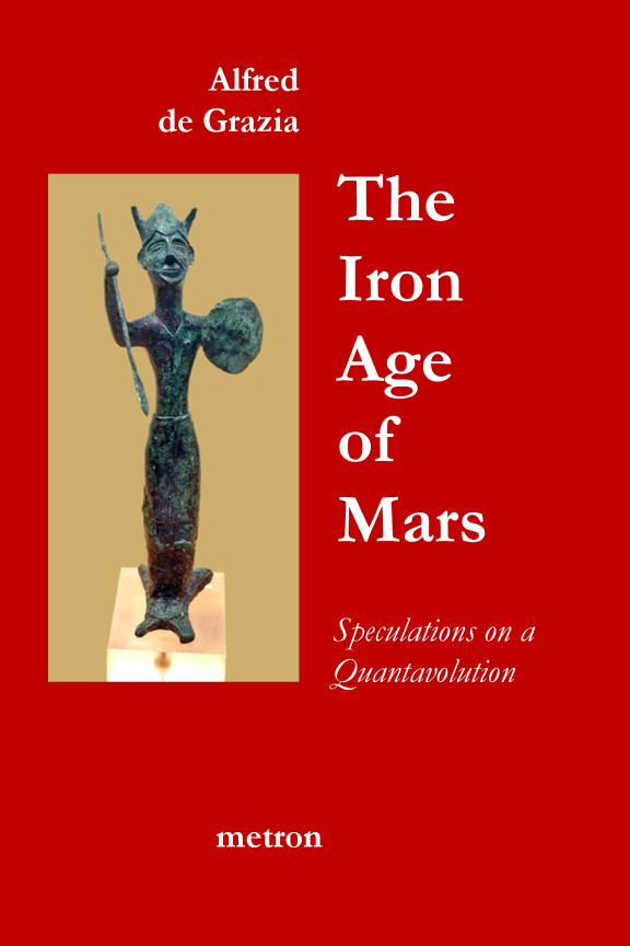 Order The Iron Age of Mars at Amazon